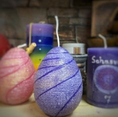 Your place to buy and sell all things handmade Handmade Candles, Handmade Gifts, Easter Eggs, Shapes, Etsy, Unique Jewelry, Vintage, Pastries, Kid Craft Gifts