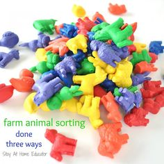 Farm Activity for Preschoolers - Stay At Home Educator