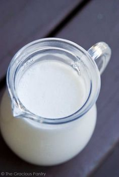 Clean Eating Almond Milk   how to make your own