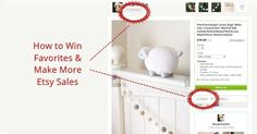 How to Win Favorites & Make More Etsy Sales