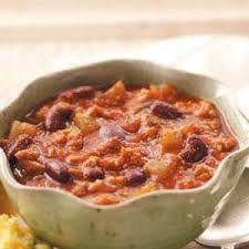 Dr Oz, 2 Week Rapid Weight Loss Results and Recipes, Turkey Chili TvShowUpdate.com