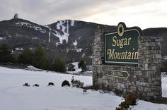 Sugar Mountain- many fun memories!
