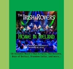 Wasn't That A Party, The Irish Rovers LIVE in Belfast