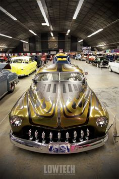 #mercury #leadsled #kustom - also link to LOWTECH blog