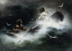 Karl Wilhelm Diefenbach German Painter, Symbolist and Naturalist Goldscheider, Digital Museum, Yellow Art, 10 Picture, Old Paintings, Old Master, Dark Art, Les Oeuvres, Art History