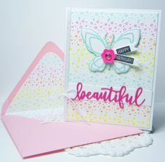 Just Dandy Studio: Concord & 9th Birthday Bash Blog Hop Floral & flutter