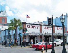 Sloppy Joe's Bar - popular place on Duval Street...concert privé avec Tom Cochrane...life is a Highway ...de beaux souvenirs de Keywest, Floride