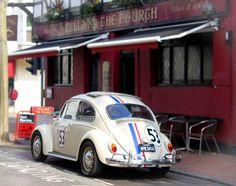 Herbie ride again