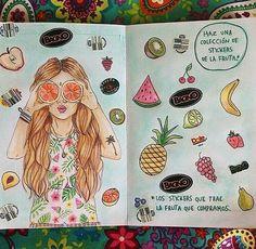 """33 Synes godt om, 1 kommentarer – Wreck This Journal (@wreckthisyournal) på Instagram: """"#уничтожьменя #уничтожьменяидеи #керисмит #wtj #wtj_inspiration #wtj_ponomaryova #wreckthis…"""""""