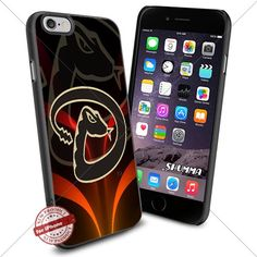 "MLB,Arizona Diamondbacks,iPhone 6 4.7"" & iPhone 6s Case C...…"