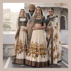 Sabyasachi Destination Weddings #Sabyasachi #TheWorldOfSabyasachi #TheUdaipurCollection #DestinationWeddings
