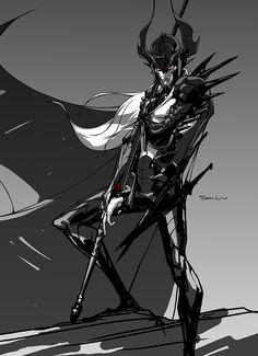 Elric of Melnibone by samliu on DeviantArt