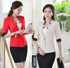 Veste style uniforme femme