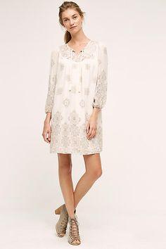 Donia Peasant Dress - anthropologie.com