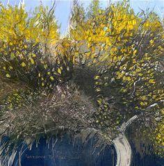 Gorse near Praa Sands.jpg Collagraph by Anita Reynolds UK Praa Sands, Collagraph, Landscape Art, Outline, Printmaking, Flora, Devon, Prints, Cornwall
