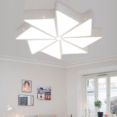 2016 New Modern Surface Mounted Led Ceiling Light Iron Ceiling Lamp For Living Room Bedroom Home Lighting Fixtures-in Ceiling Lights from Lights & Lighting on Aliexpress.com | Alibaba Group