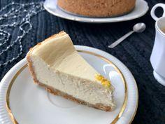 Cheesecakes, Vanilla, Food, Essen, Cheesecake, Meals, Yemek, Cherry Cheesecake Shooters, Eten