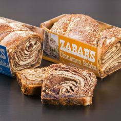 ZABARS!!!! 2245 Broadway at 80th Street. If you go via Subway take the 1 train to the 79th Street stop at Broadway and West 79th Street.  But this time you have to buy a loaf of Chocolate Babka!!!! Its the best.