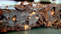 Brownie de Chocolate com Amendoim | Tortas e bolos > Brownie | Receitas Gshow