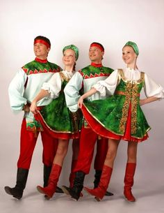 Russian Folk, Modern Dance, Traditional Dresses, Party Themes, Costumes, Womens Fashion, Christmas Ideas, Image, Suits