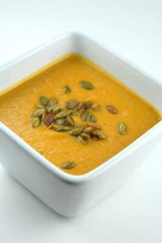 Gluten-free, Dairy-free Mexican Pumpkin Soup
