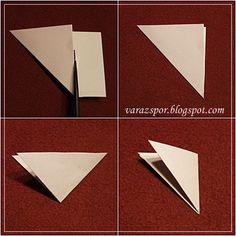 Varázspor: Papírvirág ablakdísz