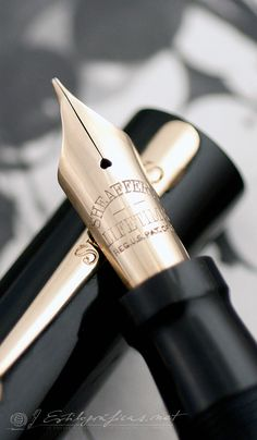 Sheaffer Lifetime Senior Radite Black