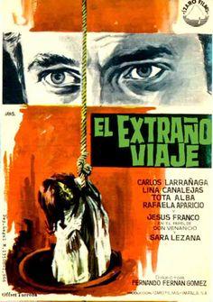 El extraño viaje, de Fernando Fernán Gómez, 1965.