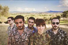 Cosa ascoltano gli Abiku mentre sono in tour? Ascolta il loro Mixtape Furgone. #music #playlist