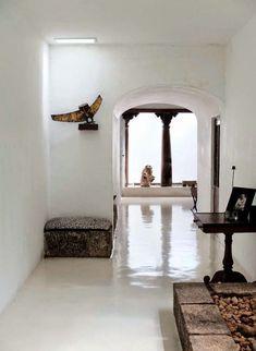 Geoffrey Bawa's house, Colombo, Sri Lanka #modernglobalstyle