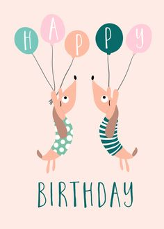 Leading Illustration & Publishing Agency based in London, New York & Marbella. Cool Birthday Cards, Happy Birthday Pictures, Happy Birthday Greetings, Birthday Greeting Cards, Birthday Parties, Card Sayings, Birthday Board, Birthdays, Party