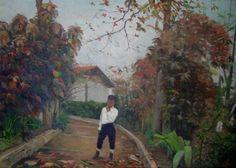 O menino na ladeira (1889).