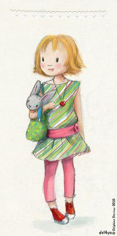 Le lapin dans la lune - Non dairy Diary