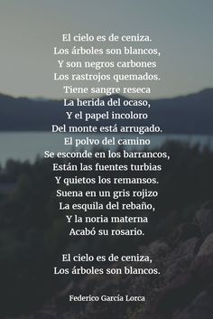 Poemas de federico garcia lorca 12 Reading Practice, Post Quotes, Playwright, Great Words, Spanish Quotes, Poems, Lyrics, Wisdom, Thoughts