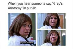 Only the ultimate Grey's Anatomy fans will understand.