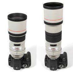 Canon EF 300mm f/4 USM L IS - Telephoto prime lens