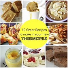 So you've just bought a Thermomix - congratulations! This collection of best Thermomix recipes will help you get to know your appliance better! Paleo Recipes, Gourmet Recipes, Great Recipes, Cooking Recipes, Favorite Recipes, Radish Recipes, Amazing Recipes, Recipes Dinner, Delicious Recipes
