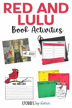 Red and Lulu is a beautiful story that combines Christmas cheer with the magic of New York City. Within its pages you will find a message about how important it is to be surrounded by love. Here are some printable and digital Red and Lulu activities you can use in the classroom or at home.