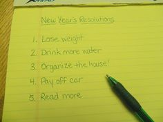 Made your resolution list yet? If you plan to organize your home, here's what you need to know to get started.