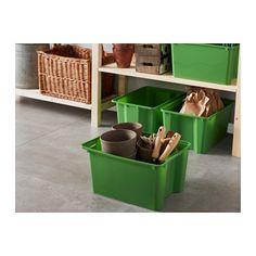 GLES Box  - IKEA  Wurmkiste