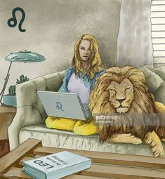 Illustrative representation showing characteristics of Leo people Leo And Sagittarius, Leo Zodiac, Sagittarius Taurus, Zodiac Facts, Zodiac Characters, Fictional Characters, Zodiac Signs Pictures, All About Leo, Leo Girl
