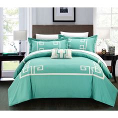 Geometric Duvet Covers : Free Shipping on orders over $45! Find a duvet to create a new style for your room from Overstock.com Your Online Fashion Bedding Store! Get 5% in rewards with Club O!