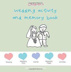 Children's Wedding Activity and Memory Book: Drawing, Wed... https://www.amazon.co.uk/dp/0995494908/ref=cm_sw_r_pi_dp_x_5yqHybBYVBCS3