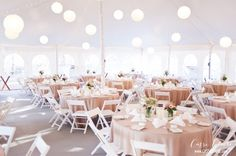 Beautiful tented reception at Full Moon Resort! #Wedding - Photo credit: www.cassiclaire.com