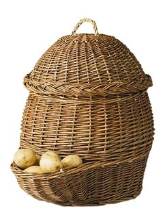 Potato & Onion Storage Baskets | Buy from Gardener's Supply
