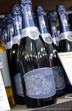 Cava, sparkling wine from Spain and other Spanish #wine recommendations.