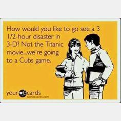 A Cubs Game