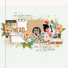 Book-A-Holic Collection by Cornelia Designs This Journey Called Life 2 by Two…