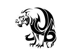 Resultado de imagem para tattoo 2 dragões e um tigre
