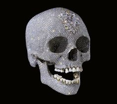 Damien Hirst's diamond and platinum skull - For the Love of God